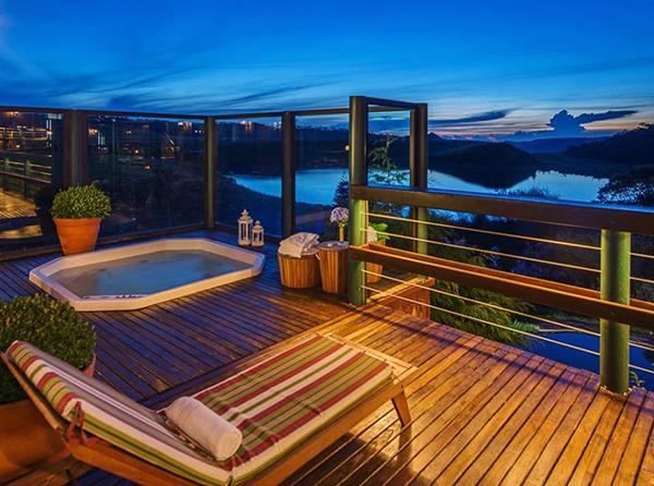 Rio do Rastro Eco Resort - Bom Jardim da Serra - SC - Roteiros de Charme do Brasil - 100% de ocupação