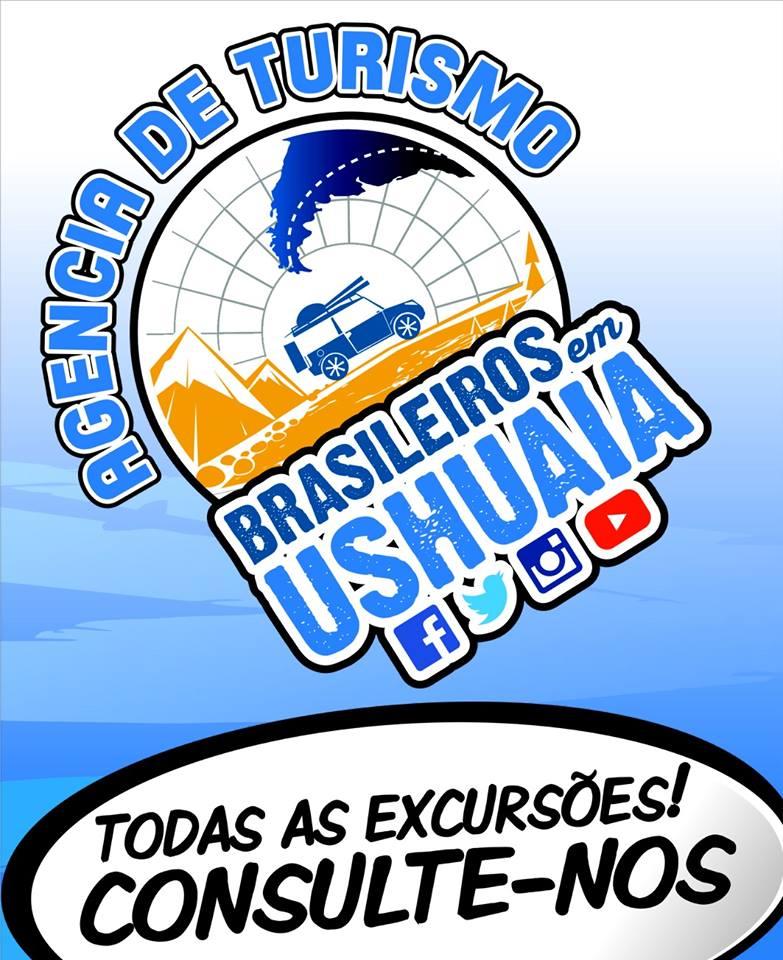 Agência Brasileiros em Ushuaia - Competência, seguransa e responsabilidade com nome e sobrenome.