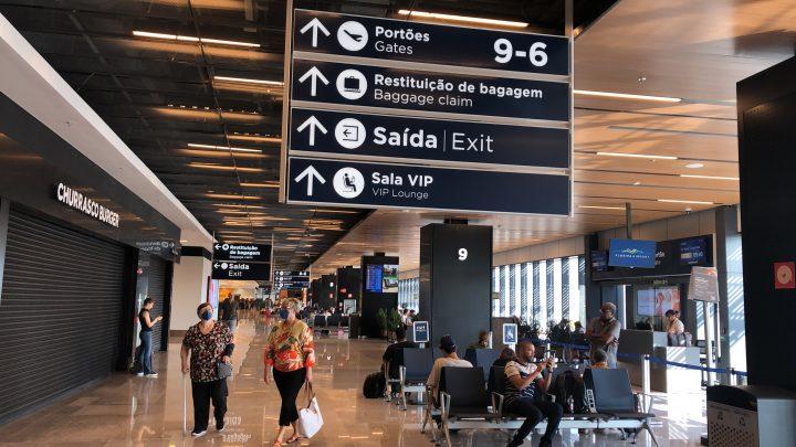 Passageiros do Floripa Airport serão testados para Covid-19