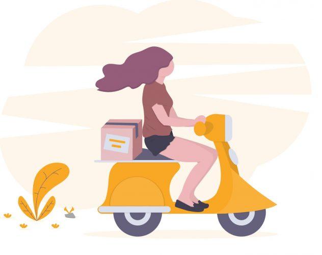 Delivery do Bem: empresa catarinense cria alternativa para ajudar