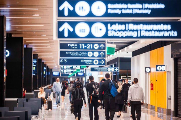 Brasil é Aeroporto Internacional de Florianópolis ganha Prêmio Aeroportos + Brasil, do Ministério da Infraestrutura