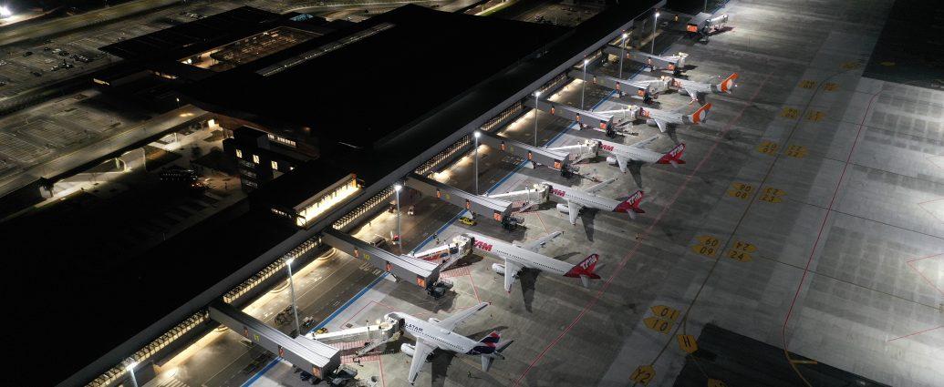 Alta temporada em Floripa marca retorno dos voos internacionais