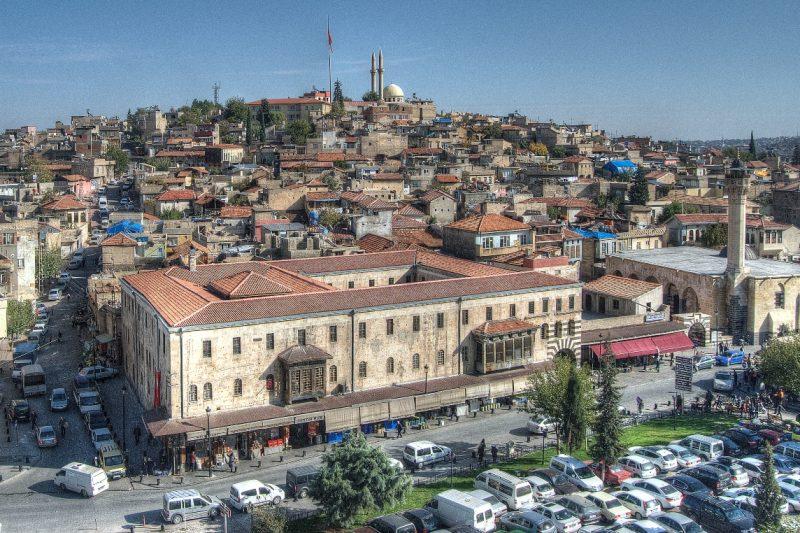 3º Festival Internacional de Gastronomia, de 10 a 13 de setembro em Gaziantep, Turquia