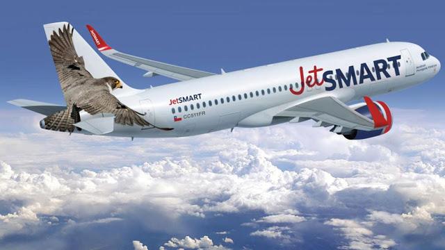 Jetsmart Low Cost - Foto: Divulgação