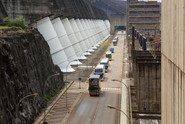 Brasil é o movimento de turistas no Complexo Turístico Itaipu (CTI), da usina binacional, cresceu quase 25% no último mês de fevereiro