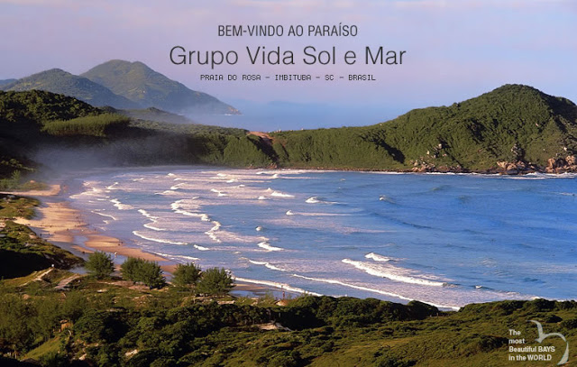 Vida Sol e Mar Eco Resort & Beach Village - Praia do Rosa - Imbituba - SC-O mundo
