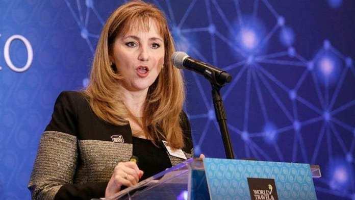 Gloria Guevara, presidente e CEO do WTTC