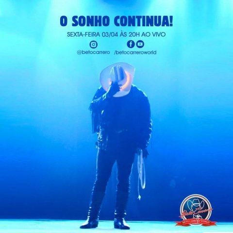 Beto Carrero World prepara uma super live - Foto: Divulgação