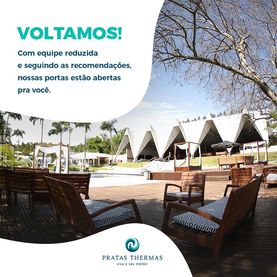 Hotelaria de Santa Catarina abre suas portas com ótimas ofertas