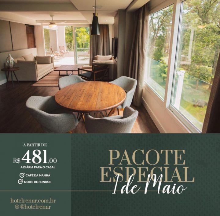 De olho na retomada rede hoteleira de Santa Catarina oferece ofertas