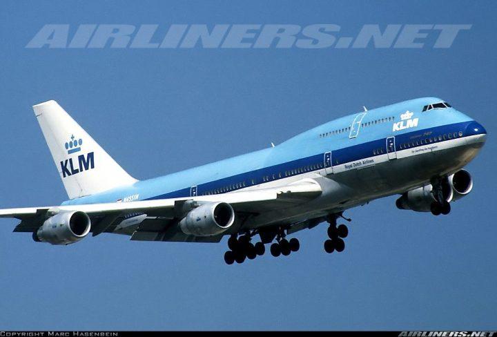 KLM retoma voas para o Brasil