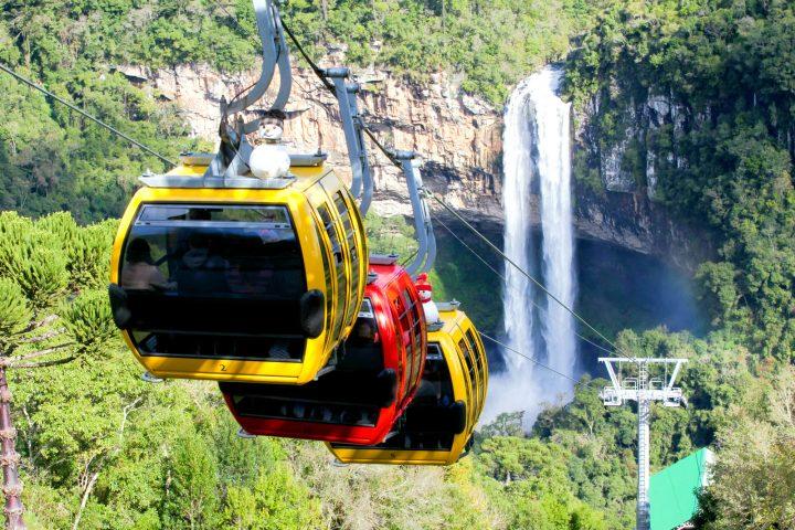 O turismo mesmo com limitações no fluxo de turistas vem crescendo