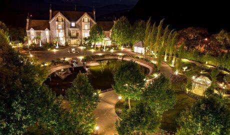 Majestoso Castelo Saint Andrews comemora 10 anos e mais de 15 prêmios internacionais