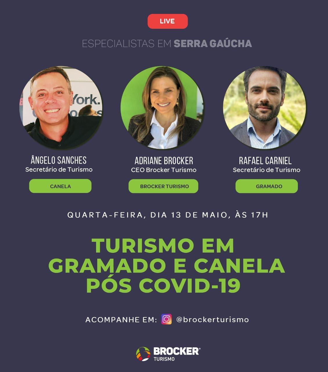 Trade de turismo da Serra Catarinense discutem desafios e estratégias