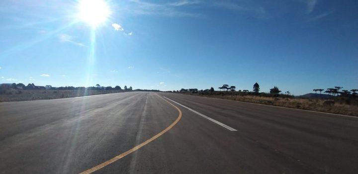 Aeroporto em Joaquim na Serra Catarinense está prestes a ser terminado