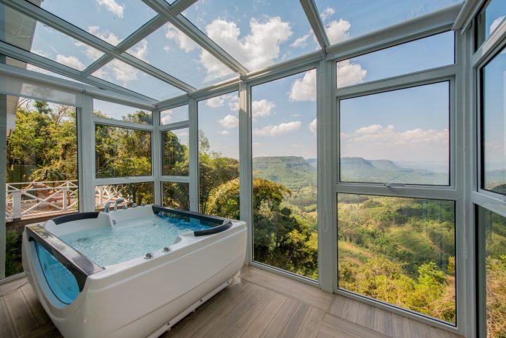 Castelo Saint Andrews - Montanha - Foto Divulgação - Melhores experiências no primeiro exclusive house do Brasil - Divulgação