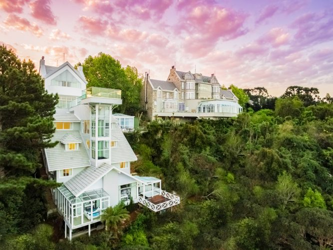 Castelo Saint Andrews, primeiro exclusive house do Brasil