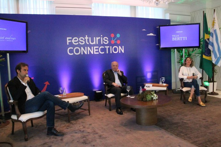Turismo - Festuris Connection contribui com a retomada do mercado