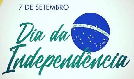 7 DE SETEMBRO - 198 ANOS DO GRITO DO IPIRANGA