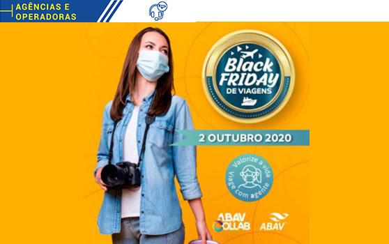 Black Friday virtual de pacotes de viagens terá grandes ofertas