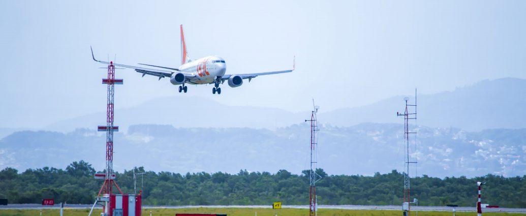 Floripa Airport retoma voos para Congonhas e Confins em outubro
