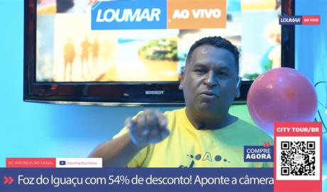 Primeira Live Commerce de Turismo do Brasil tem público de quase 12 mil pessoas