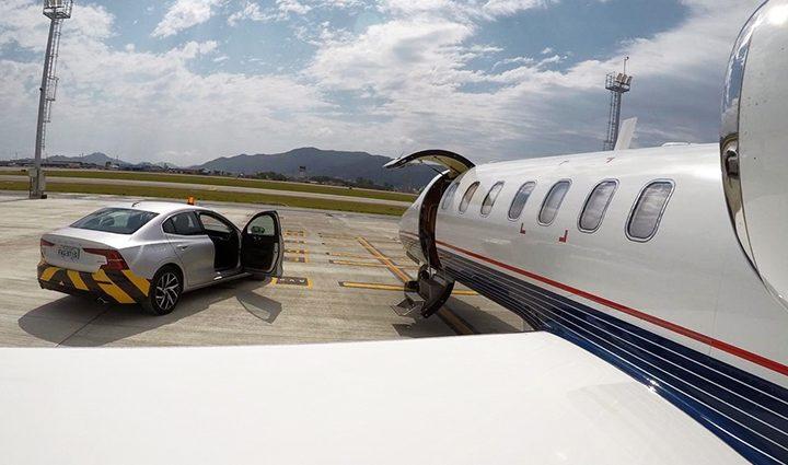 Floripa Airport valoriza aviação executiva e lança serviço exclusivo