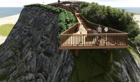 Criação do Parque Turístico e Ecológico do Farol do Morro dos Conventos