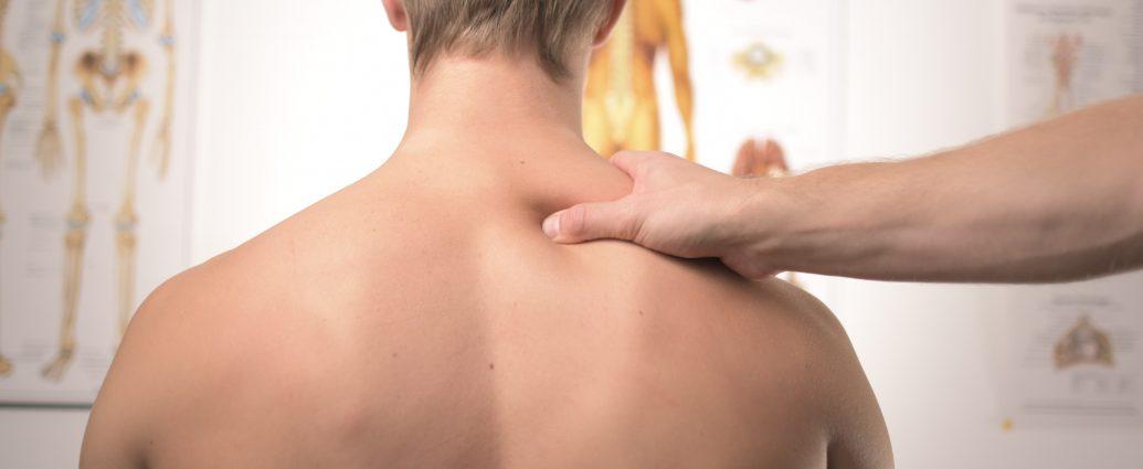 Fisioterapeutas alertam que dores nas costas pode esconder outros problemas