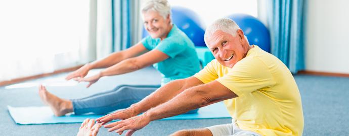 Especialistas no dia do idoso dão dicas de como envelhecer sem dor