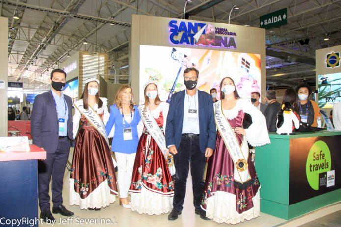 A retomada do turismo de eventos também é realidade no Brasil
