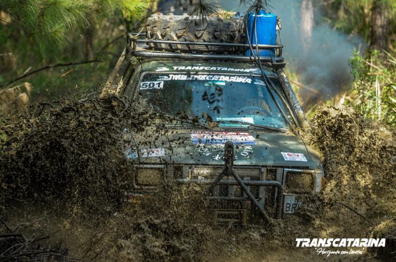 Desafio Transcatarina 2020 - Um tradicional e super evento off road 4x4 - Foto: Divulgação Transcatarina