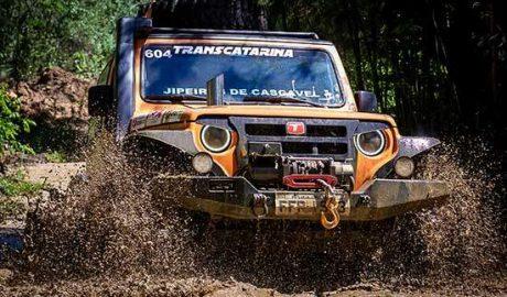 Desafio Transcatarina 2020 - Um tradicional e super evento off road 4x4