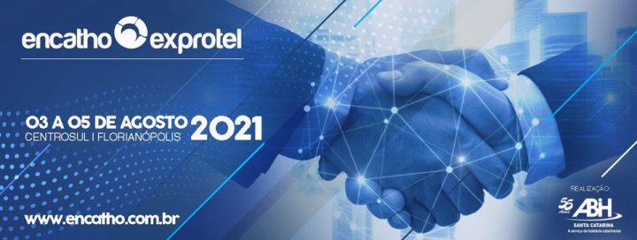 Lançado pela ABIH-SC o Encatho & Exprotel 2021 e a 3ª edição da revista