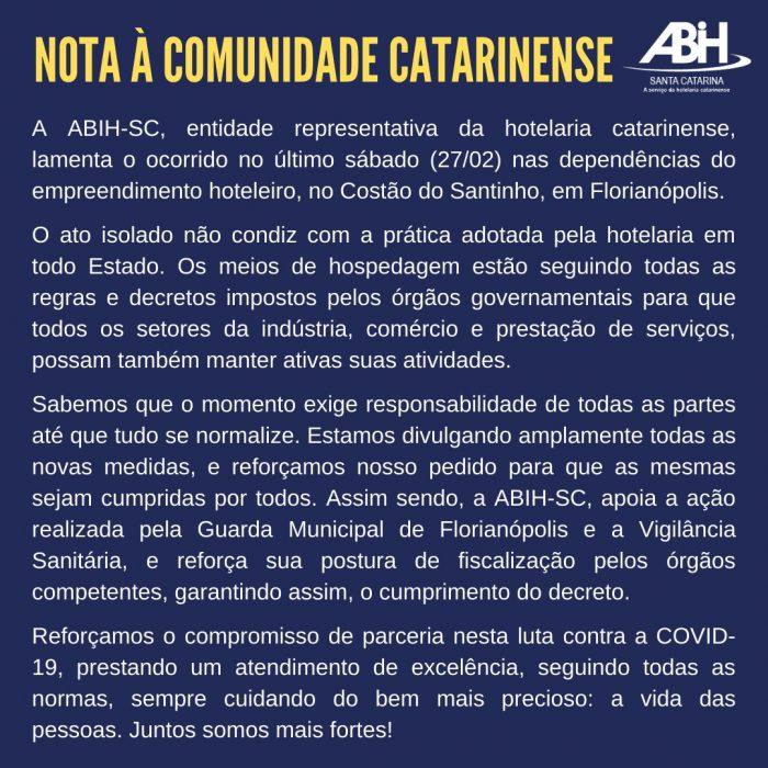 Ecoturismo é a cereja do bolo em Santa Catarina