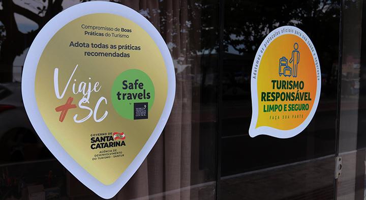 Feriadões antecipados - Santur reforça importância do selo Viaje+Seguro
