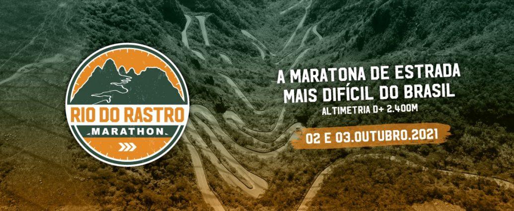 A inédita Rio do Rastro Marathon será neste final de semana em SC